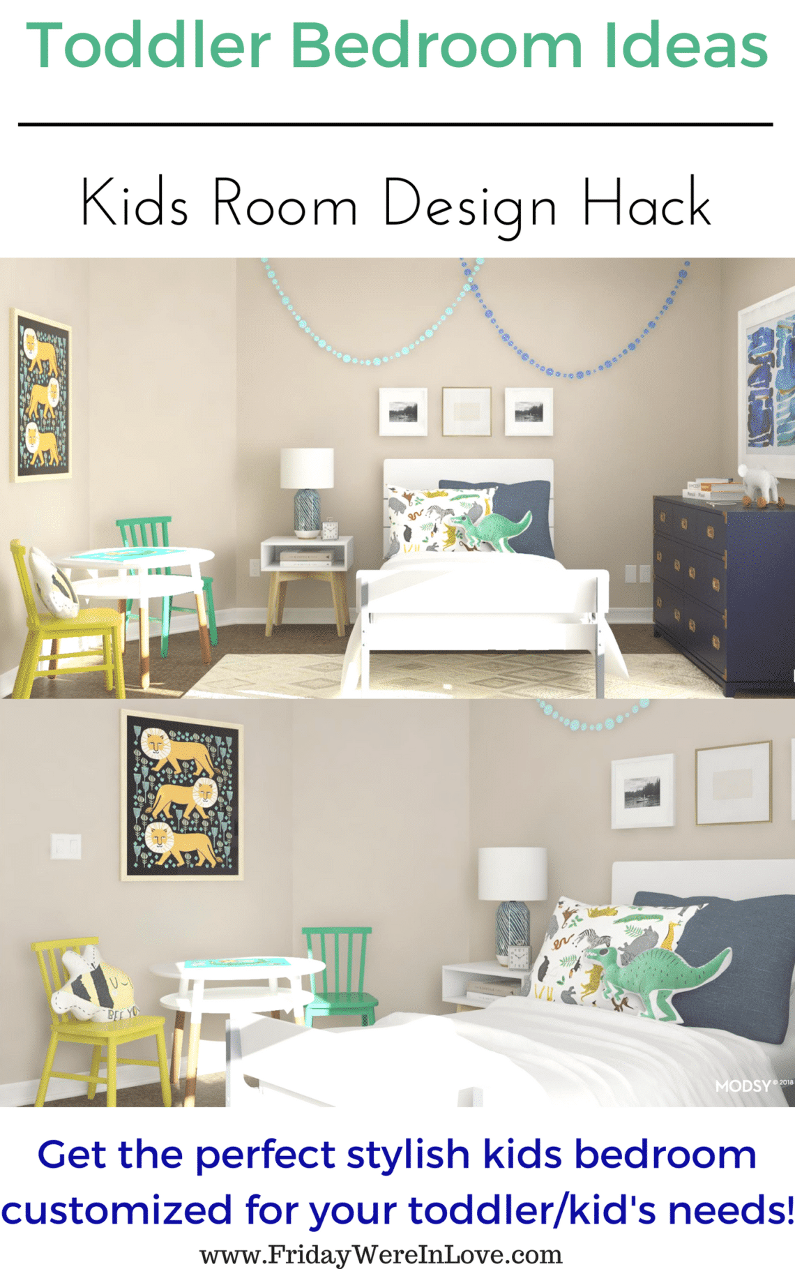 Toddler Bedroom Ideas And Amazing Kids Room Design Friday We Re In Love