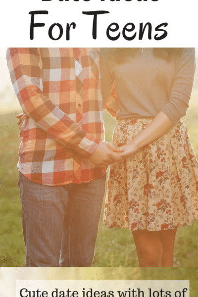 Date Ideas for Teens: Cute Date Ideas perfect for teenagers! #dateideas