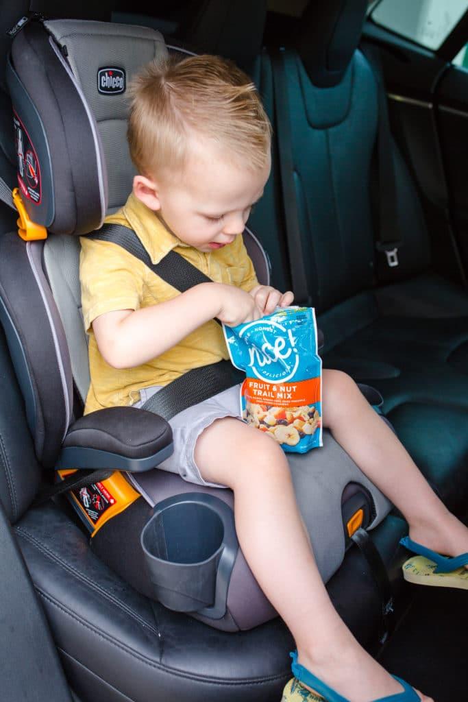 Healthy after preschool snacks