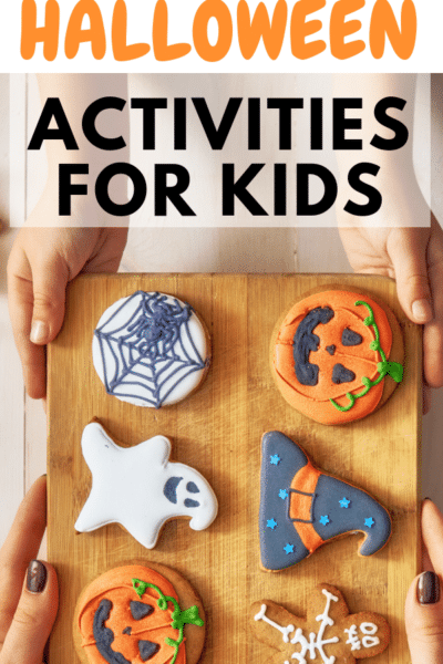 Halloween Traditions + Halloween Activities for Kids