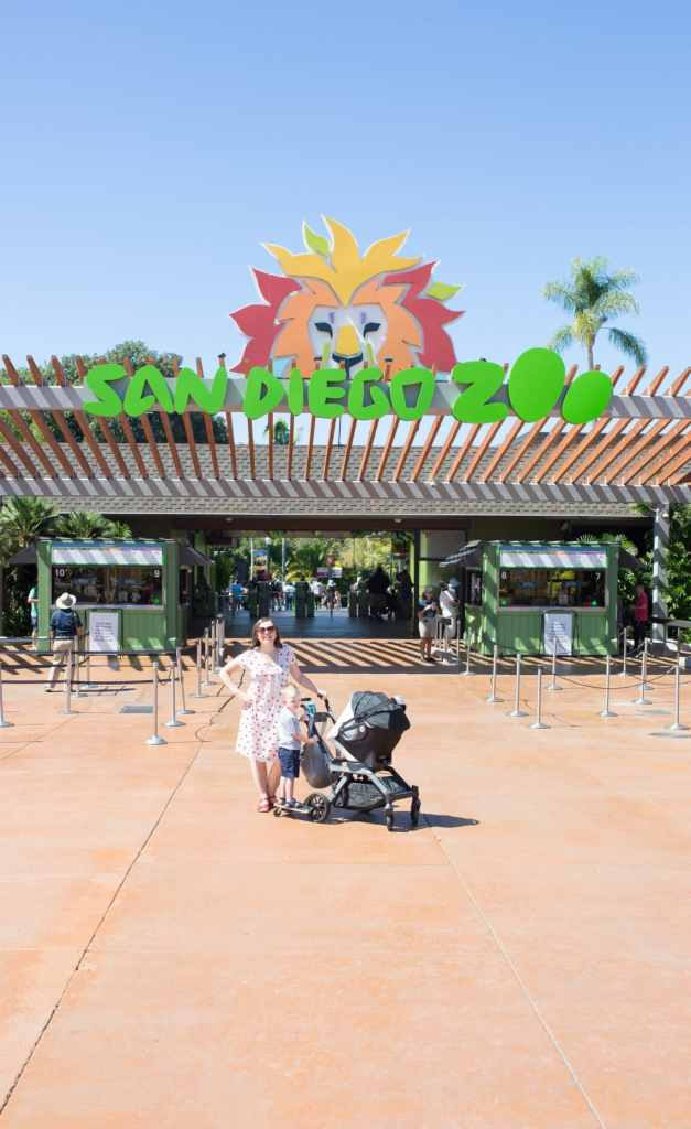 San Diego Zoo discount tickets
