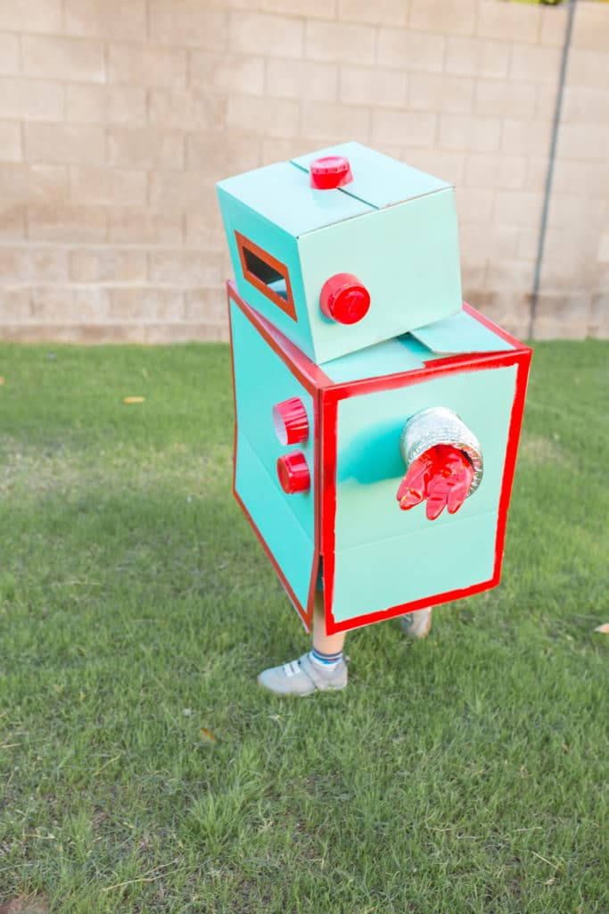 Robot Costume for Kids