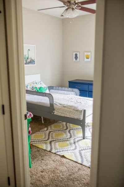 Boys Bedroom Ideas + Toddler Boy Bedroom Reveal