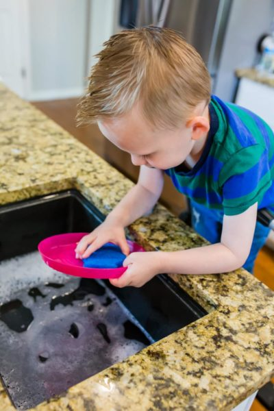 List of chores for kids