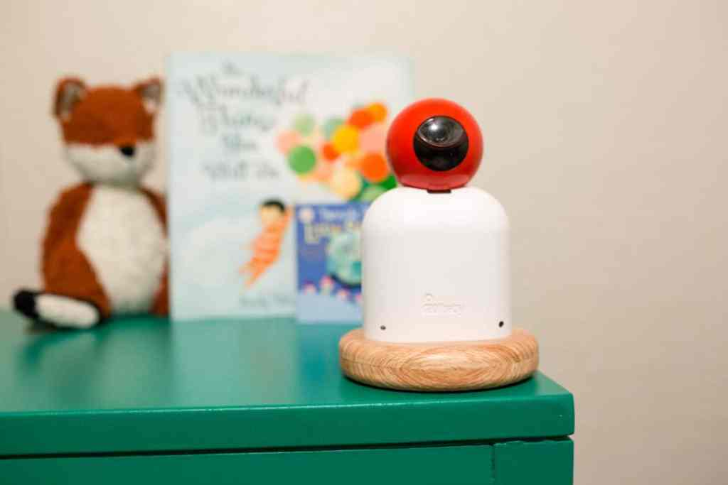 smart home baby monitor