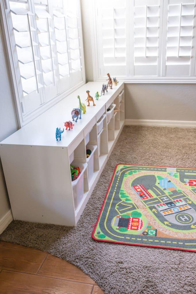 Minimalist Playroom