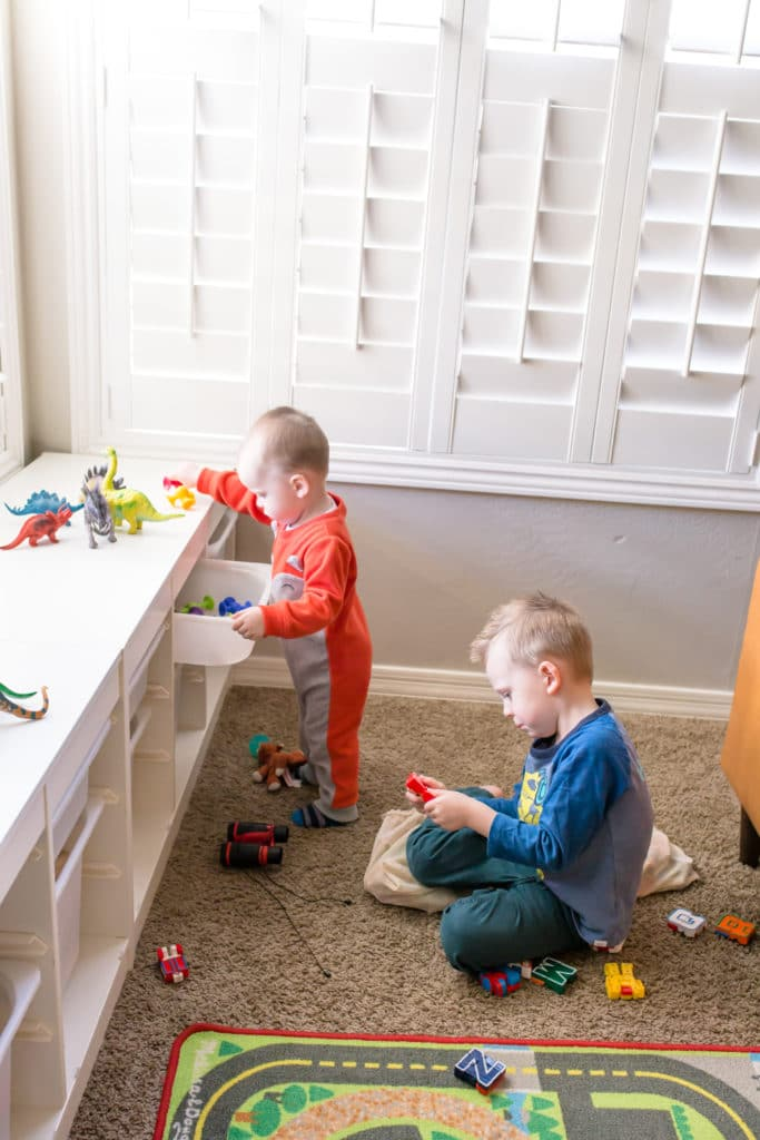 Playroom Minimalism