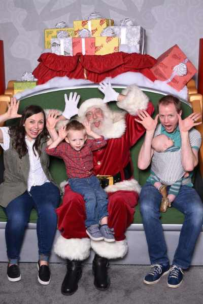 Pictures With Santa