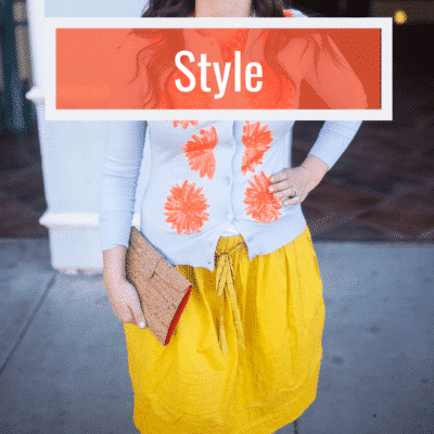 Style: Fashion Beauty and Home Style Posts