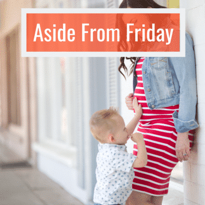 Aside From Friday: Business tips, Blogging insights, gift guides, health and fitness, and party posts