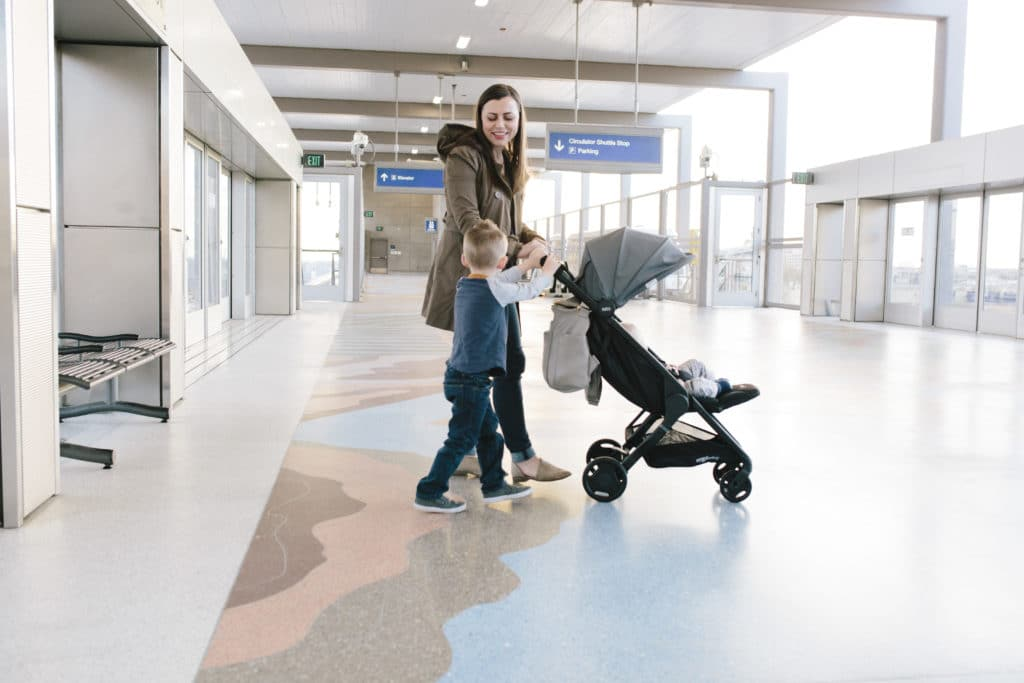 The best compact travel stroller