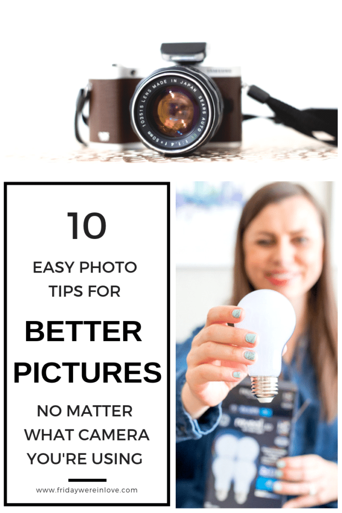 Take Better Pictures_ 10 Easy Tips for Better Pictures no Matter What Camera You're Using