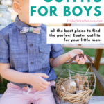 Where to Find Easter Outfits for Boys