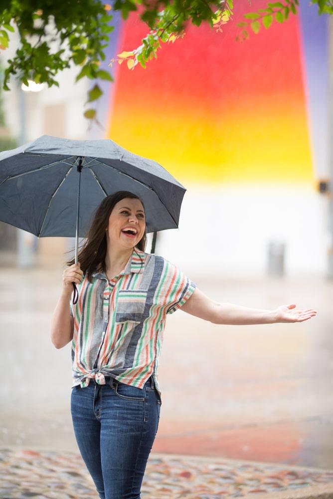 Women's Rainbow shirt
