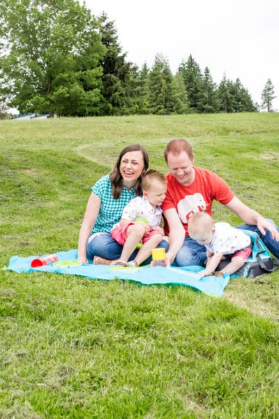 Family Picnic Ideas for An Easy Family Outing