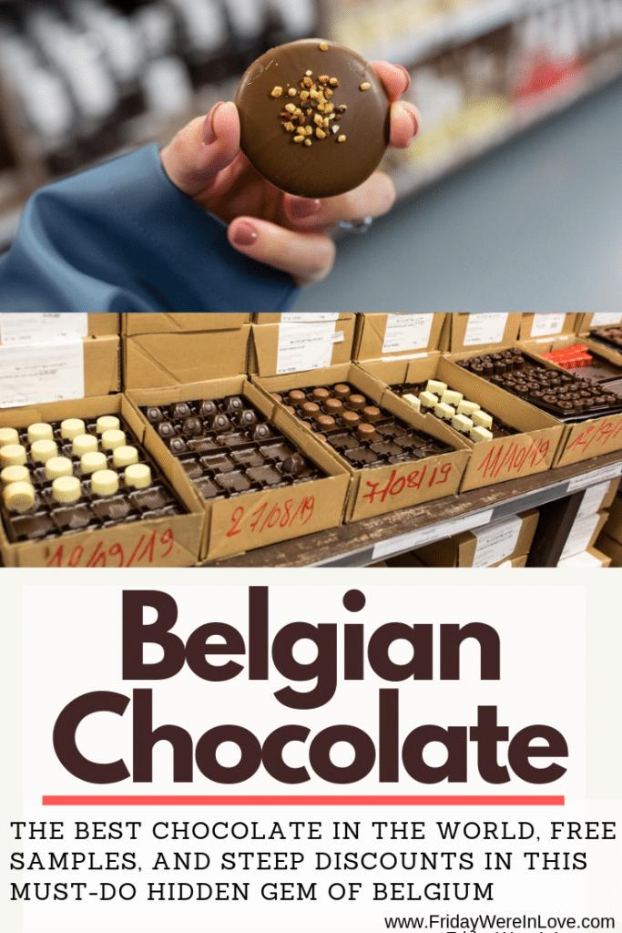 belgian chocolate tour