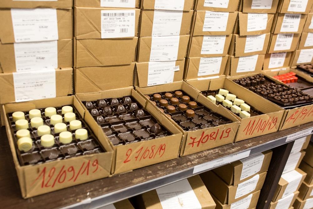 Neuhaus Chocolate: Belgium chocolate