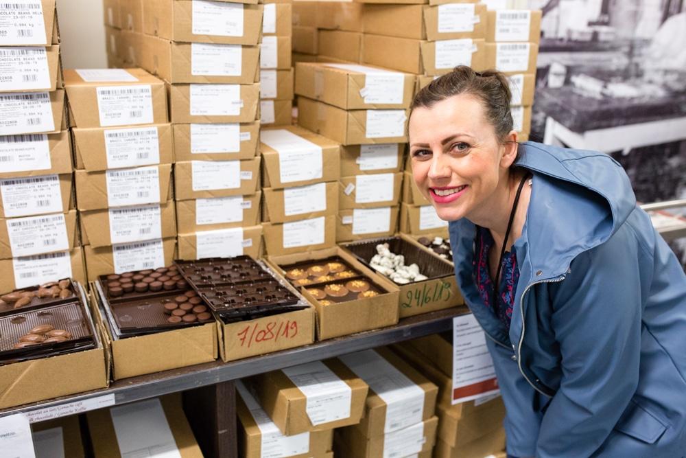 How to get discount belgian chocolate