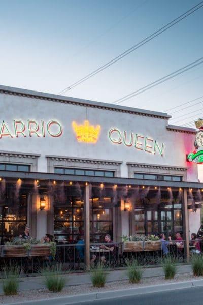 Barrio Queen Gilbert