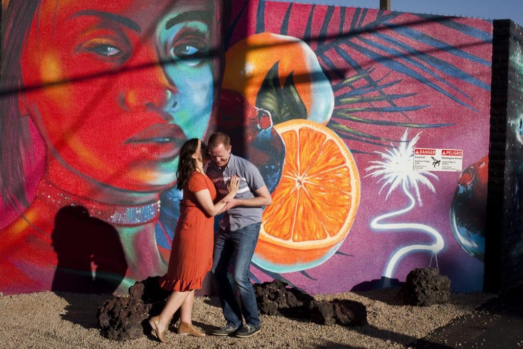 Location of Murals in Phoenix