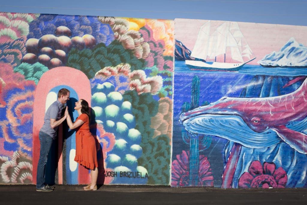 Murals in Phoenix Arizona