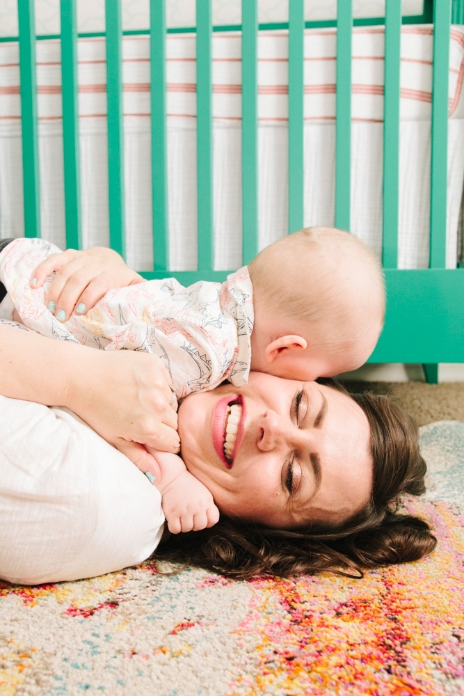 Children Are Not a Disctraction From More important Work Mom