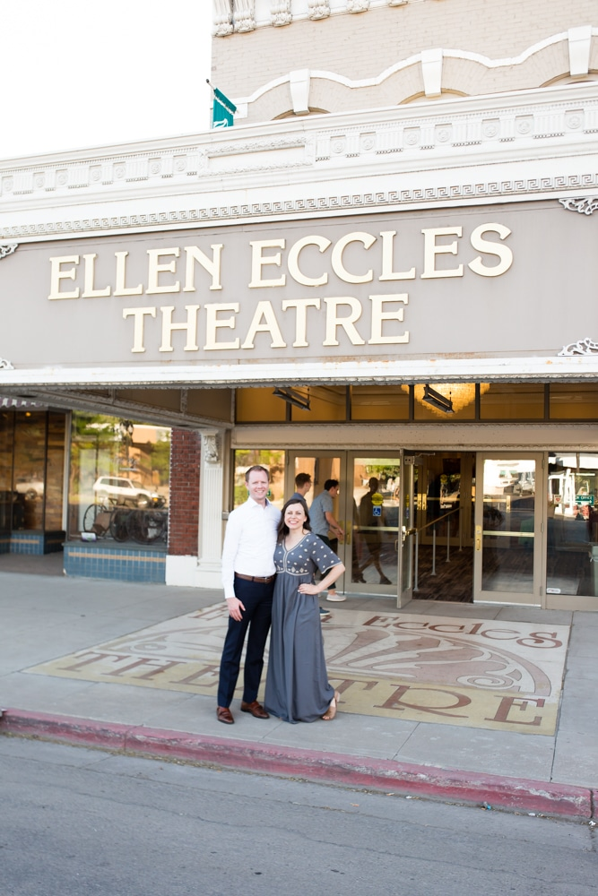Ellen Eccles Theater