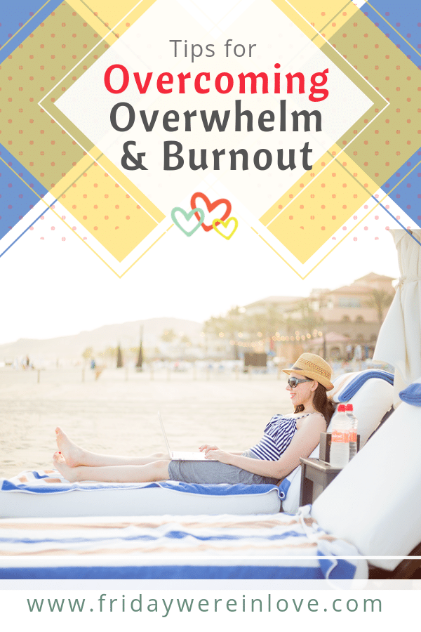 overcoming burnout tips