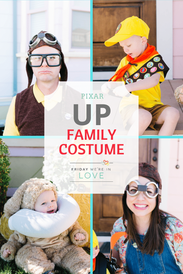 Up Family Costume