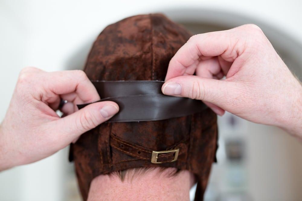Vintage goggles DIY