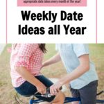 Weekly Date Ideas