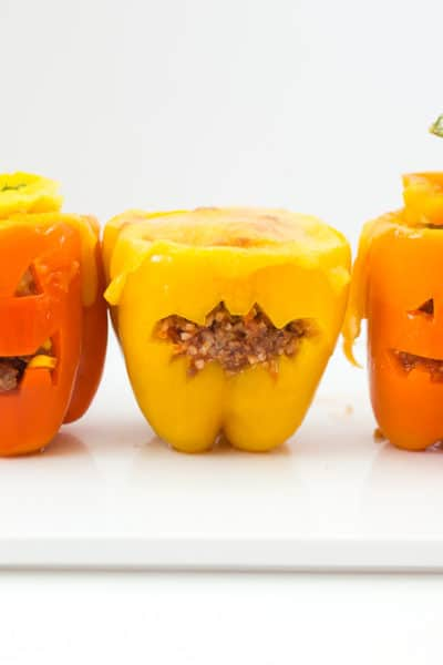 Halloween Stuffed Pappers
