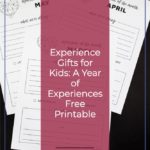 Experience Gifts for Children