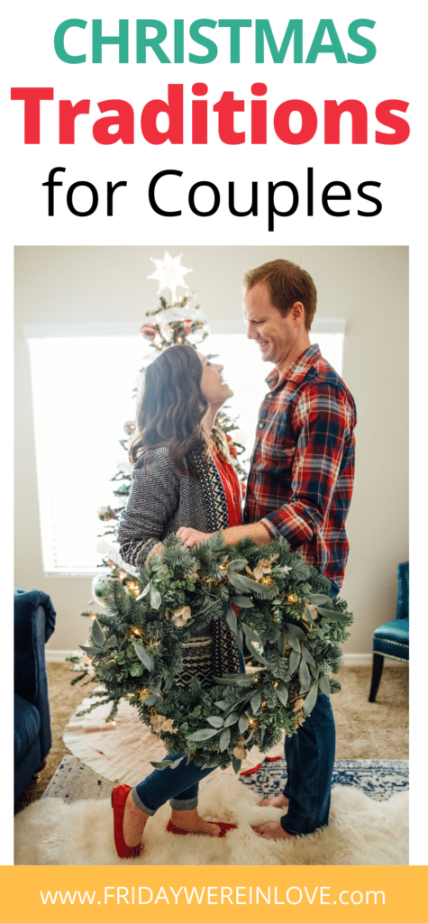 Fun Christmas Tradition Ideas for Couples