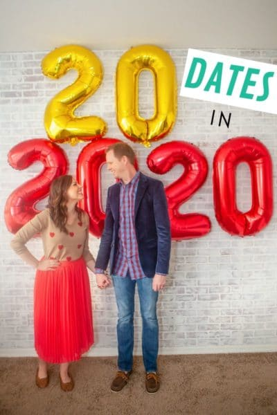 20 Date Nights in 2020 Challenge