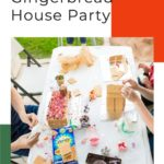 Graham Cracker Gingerbread House Party