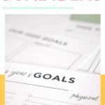 Goal Ideas