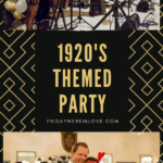 1920's party