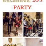Great Gatsby Roaring 20's Party Ideas
