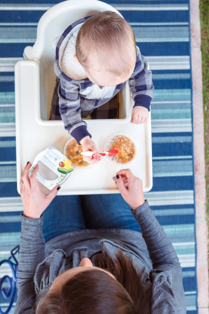 Toddlers Eat More Veggies Hack