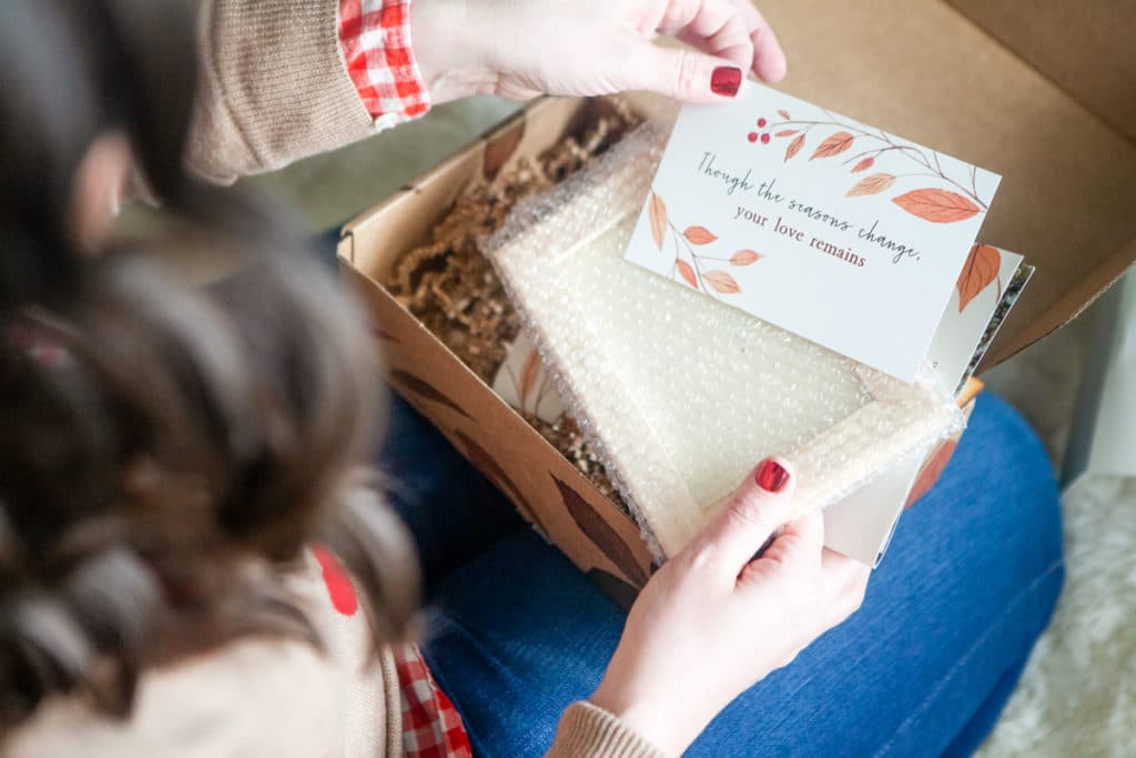 Date Subscription Box