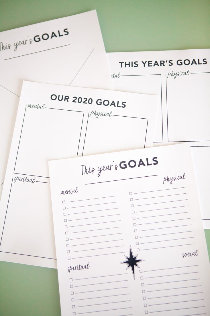 Goal Setting Worksheet The Importance Of Goal Setting