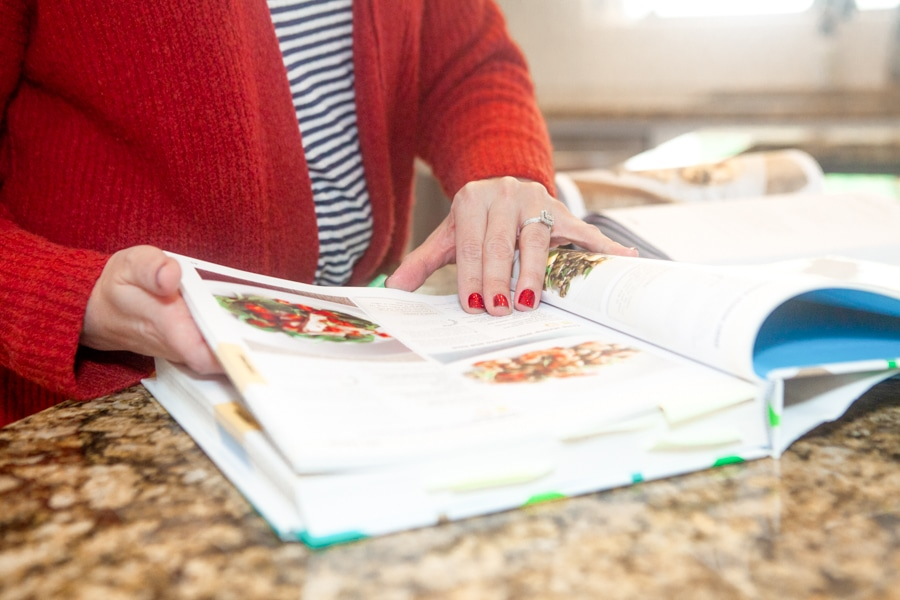 Creating a Family Meal Plan