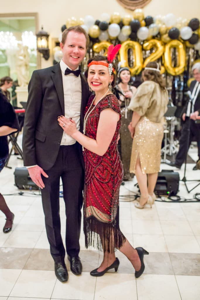 1920s themed party