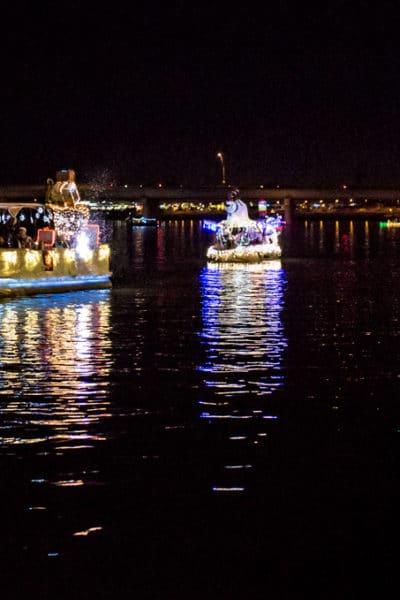 Tempe Boat Parade