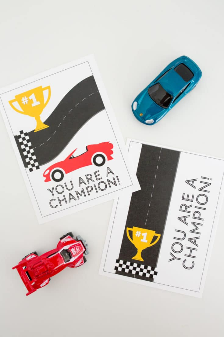 Car Valentine Free Printable: How to Create The Perfect Valentine for Preschoolers!