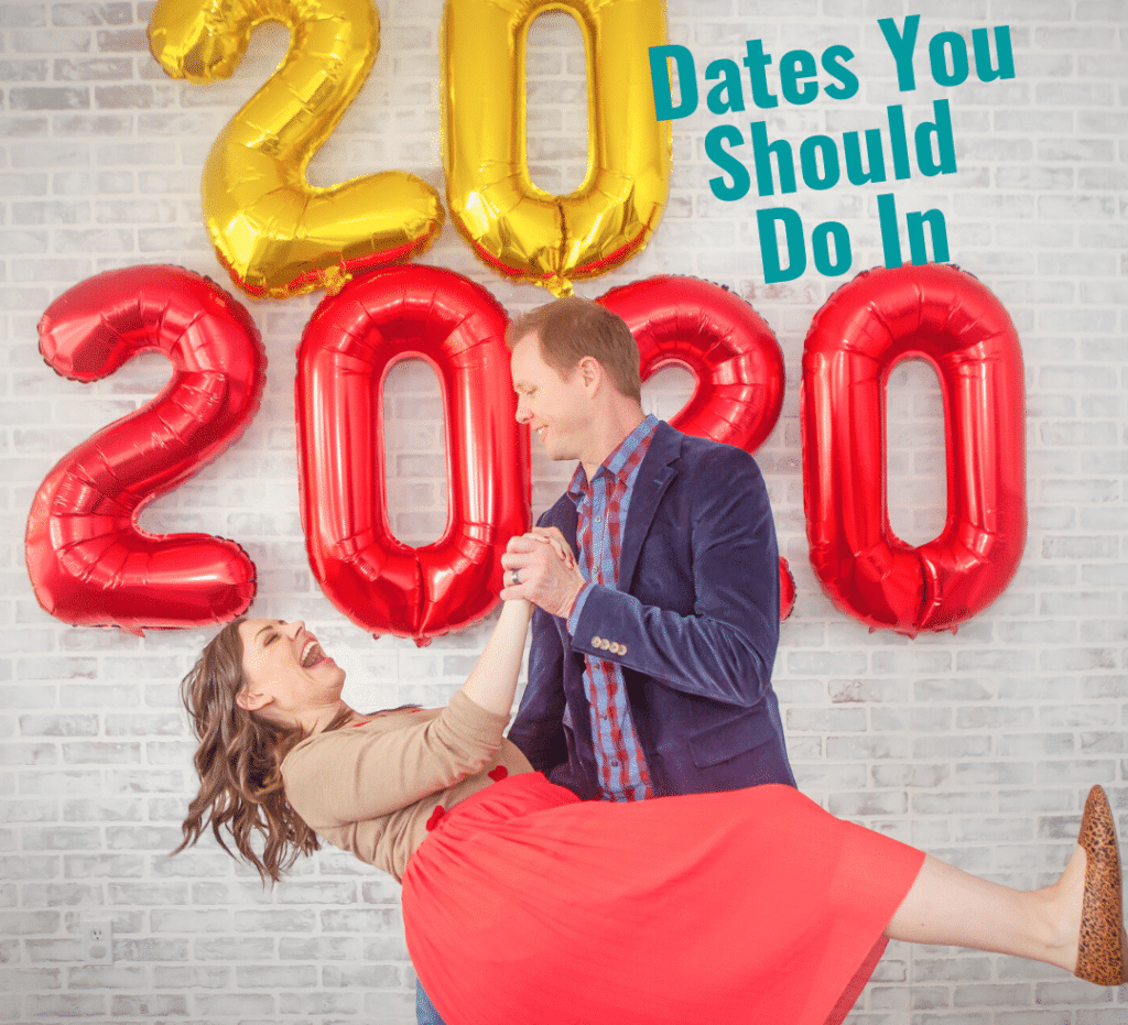 20 Dates to Do in 2020