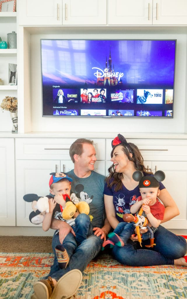 Disney Plus Watchlist and Free Printable