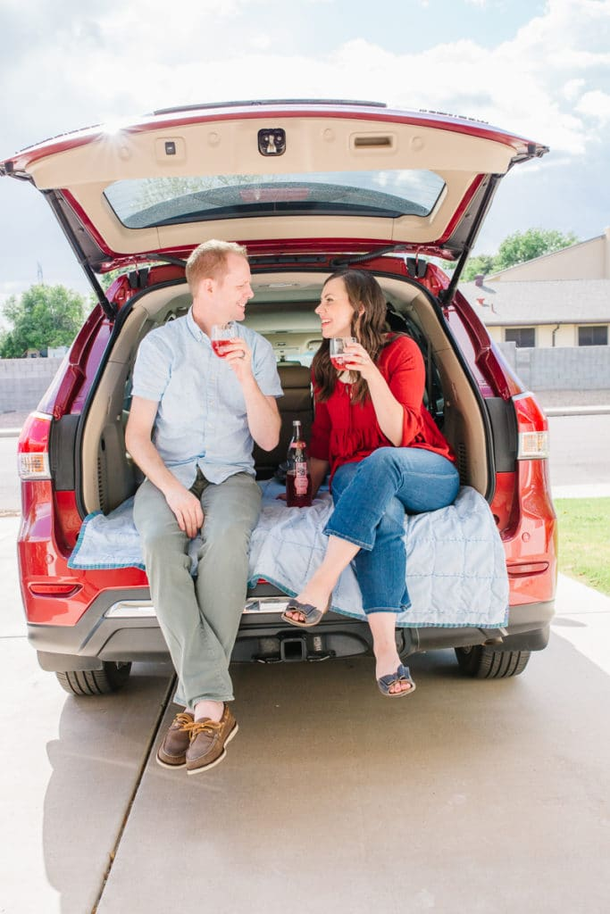 DAte Night ideas you can do from your car