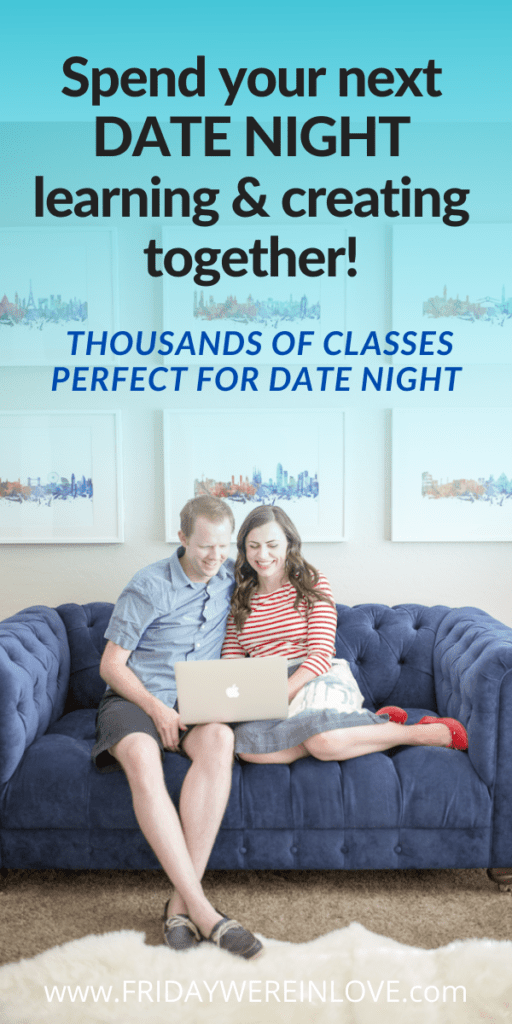 Date Night Classes for Couples